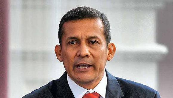 """Ollanta Humala sobre solicitud de prisión preventiva: """"Es abusiva y sorpresiva"""""""