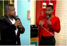 """""""Choca"""" Mandros y """"Giselo"""" discuten en América Hoy: """"¿Has venido a mi programa a llamarme la atención"""" (VIDEO)"""