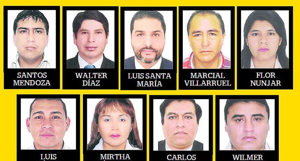 Nueve candidatos del Apra declarados improcedentes tras ser admitidas sus tachas