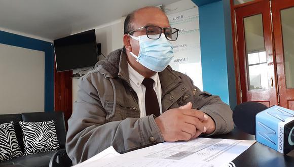 """Director regional de salud: """"Es apresurado que retiren la ivermectina"""""""