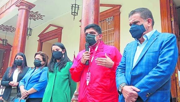El titular del Ministerio del Interior dijo que se tienen que crear juzgados especializados en esta materia en La Libertad.