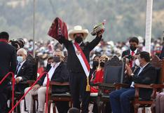 Juramentación de Pedro Castillo: Lo que no se vio en la Pampa de la Quinua, en Ayacucho (FOTOS)