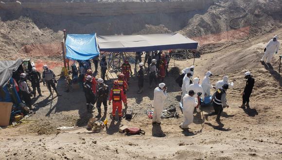 En distrito La Yarada-Los Palos hallaron cuerpo de dos mujeres