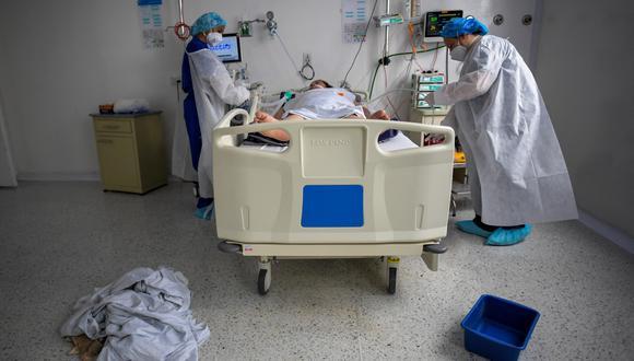Colombia batió este lunes por tercer día consecutivo su récord de muertes por coronavirus. (Foto:  Raul ARBOLEDA / AFP)