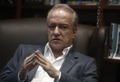 "Hernando Guerra García: ""Ni Keiko Fujimori ni Fuerza Popular tenemos miedo a ninguna amenaza"""