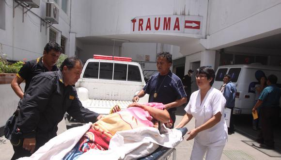 Joven fue asesinado en Aparicio Pomares de 27 púñaladas/ Foto: Referencial