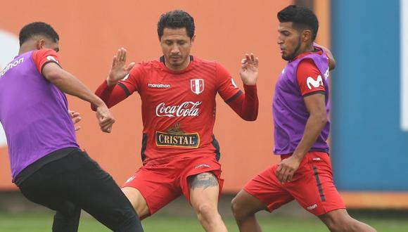Gianluca Lapadula se refirió al partido contra Ecuador.  (Foto: FPF)