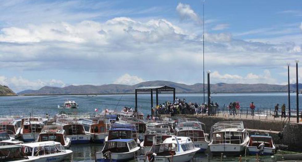 Puno: Lancheros del Titicaca se declaran en crisis