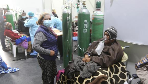 Comando COVID conforma comités para prevenir tercera ola de la pandemia en Arequipa. (Foto referencial GEC)