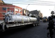 Hospital Loayza recibe planta generadora de oxígeno destinada a atención de pacientes COVID-19