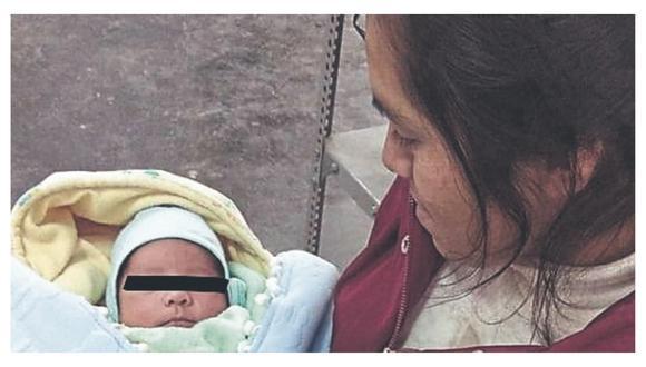 Mujer se hizo pasar como una trabajadora de salud para llevarse a una niña recién nacida. Rondas campesinas la capturaron.