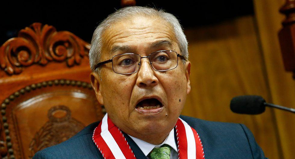 Pedro Chávarry dio orden de ingresar a oficinas lacradas, según su exasesora Rosa Venegas