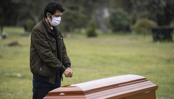 Aumenta cifra de fallecidos por COVID-19 en el país. (Foto: GEC)