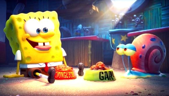 "El estreno de ""The SpongeBob Movie: Sponge on the Run"" será digital ante la pandemia del coronavirus. (Foto: Paramount)"