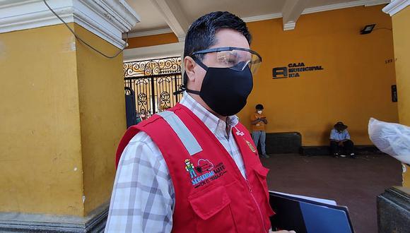 Ica: Solicitan mejorar ambientes de obreros municipales
