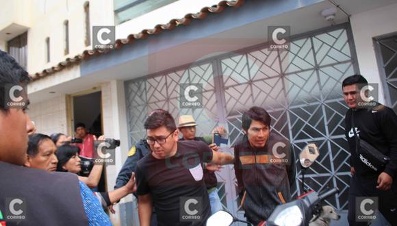 Trinit Bautista Rosas confesó que asesinó a la madre de su hijo/ Foto: Edgar Falcón