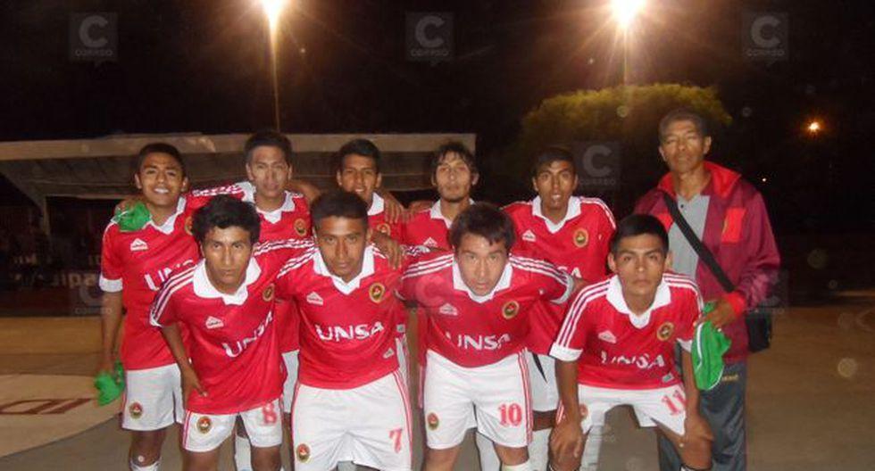 UNSA gana en fútbol y básquet en Regional de Juegos Universitarios