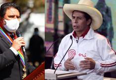 """Alcalde de Cusco le recuerda respaldo a Pedro Castillo: """"Amor con amor se paga"""" (VIDEO)"""