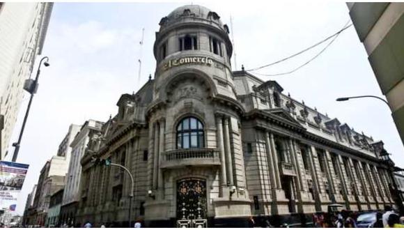 Grupo El Comercio nombra nuevo directorio. (Foto: Archivo El Comercio)
