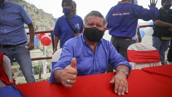 El JNE resolvió en última instancia el caso de César Acuña, aspirante al sillón presidencial con Alianza Para el Progreso (APP). (Foto: Britanie Arroyo / GEC)