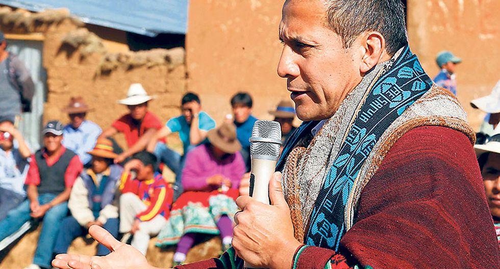 Ollanta Humala inauguró centro de apoyo rural de más de un millón de dólares