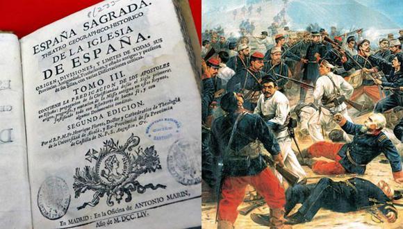 Perú recupera libros que tenía Chile desde la Guerra del Pacífico