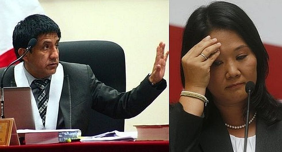 Poder Judicial declara improcedente habeas corpus presentado a favor de Keiko Fujimori