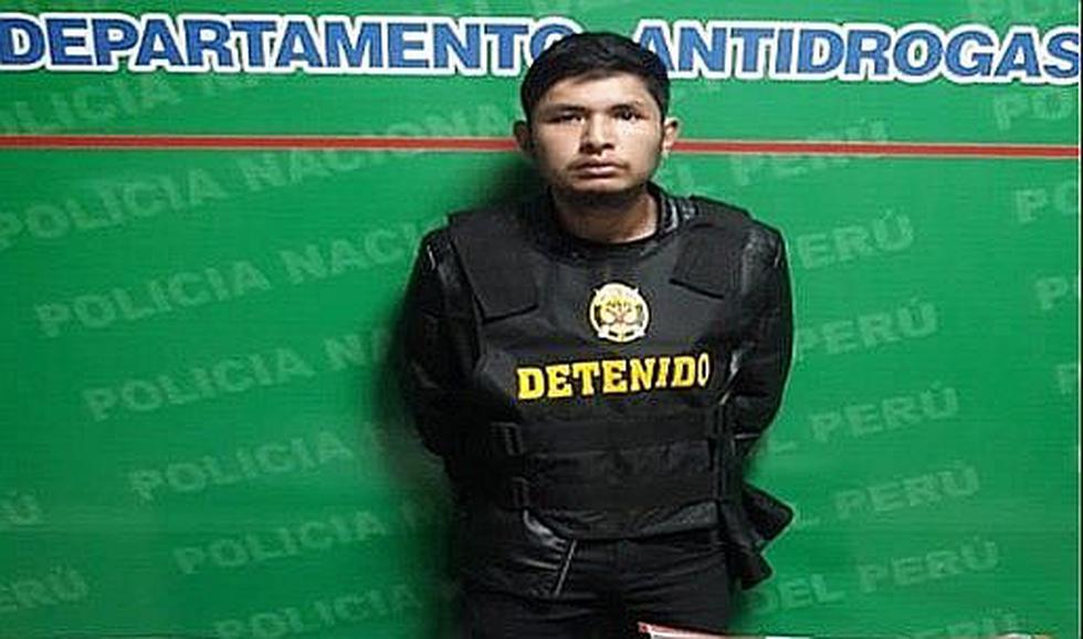 Capturan a extranjero con 3 kilos de droga en el aeropuerto de Chiclayo (VIDEO)