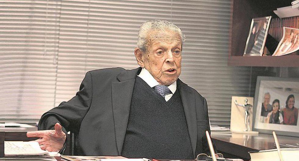 Falleció Felipe Osterling: Recuerda la última entrevista que dio a Correo