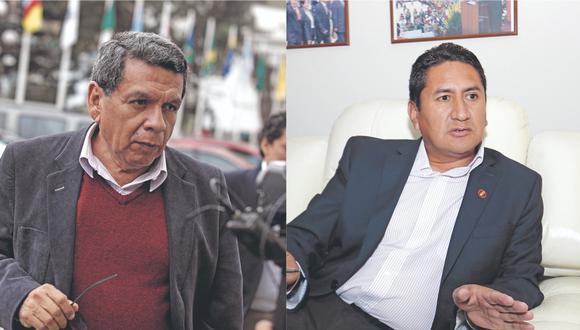 """El integrante del equipo técnico de Perú Libre señaló que Vladimir Cerrón tiene """"experiencia de ser gobernador regional"""" y es un profesional de la salud."""