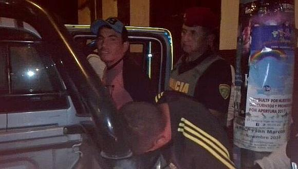 Joven es amenazado de muerte por frustrar un robo en Tacna