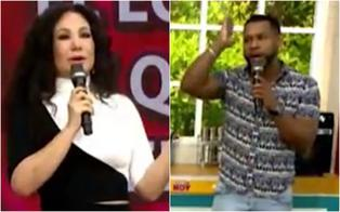 """Edson Dávila """"Giselo"""" dice que si saliera con Janet Barboza """"no la oficializaría"""": """"Tiene carácter complicado"""" (VIDEO)"""