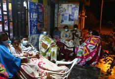 Sismo en Mala: personas durmieron en la calle y viviendas resultaron afectadas por temblor (FOTOS)
