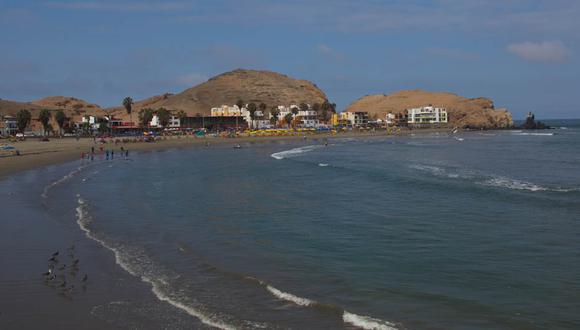 Cerro Azul, en Cañete, fue el primer puerto peruano en el que desembarcaron inmigrantes japoneses en 1899. (Foto: Archivo El Comercio)