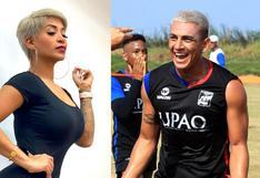 """Paula Arias confirma que retomó su relación con Eduardo Rabanal: """"Es mi vida privada y son mis decisiones"""""""