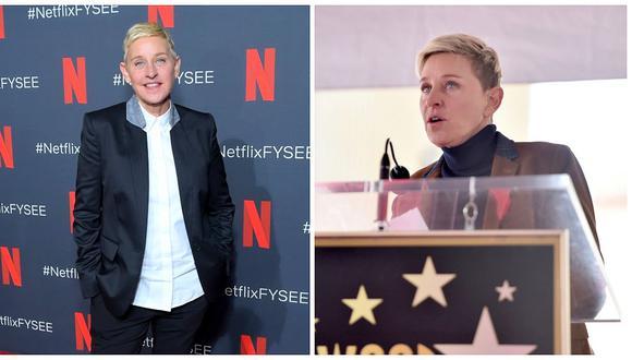 Ellen DeGeneres revela que sufrió abusos por parte de su padrastro cuando tenía 15 años