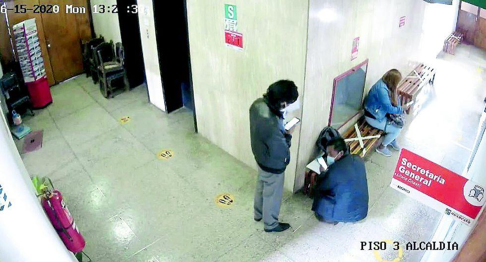 Video pone bajo sospecha a regidor de Huancayo Paulo Beltrán por supuesta falsificación de firmas
