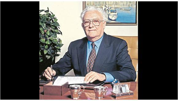 Fallece Enrique Agois Paulsen