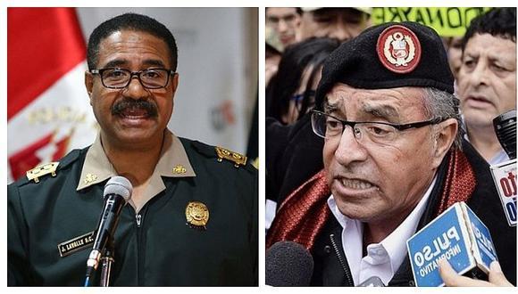 General José Luis Lavalle sobre Edwin Donayre: Con toda seguridad será capturado