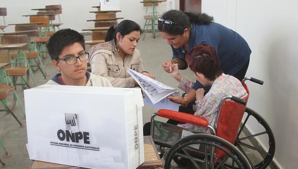 CHICLAYO: Onpe observa 20 actas de la segunda vuelta que serán resueltas mañana