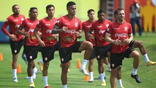 Selección peruana acabó el primer microciclo del año previo a los partidos contra Bolivia y Venezuela
