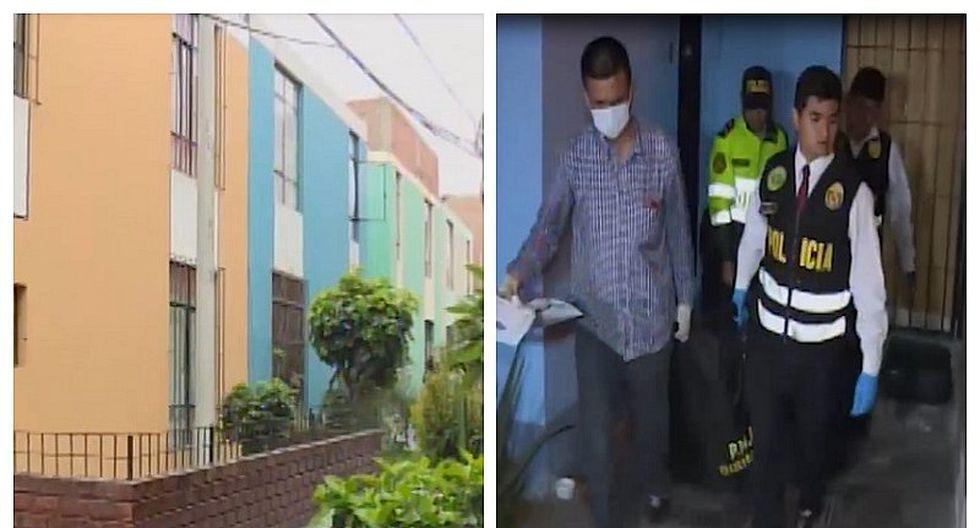 Surquillo: hallan cadáver en descomposición de mujer en su vivienda (VIDEO)