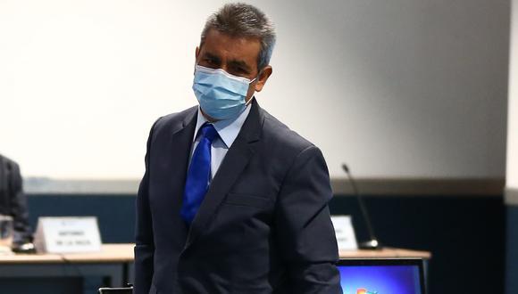 El pasado 23 de abril Tomás Gálvez Villegas fue destituido como fiscal supremo por la Junta Nacional de Justicia (JNJ) tras ser hallado responsable de cuatro cargos. (Foto: GEC)