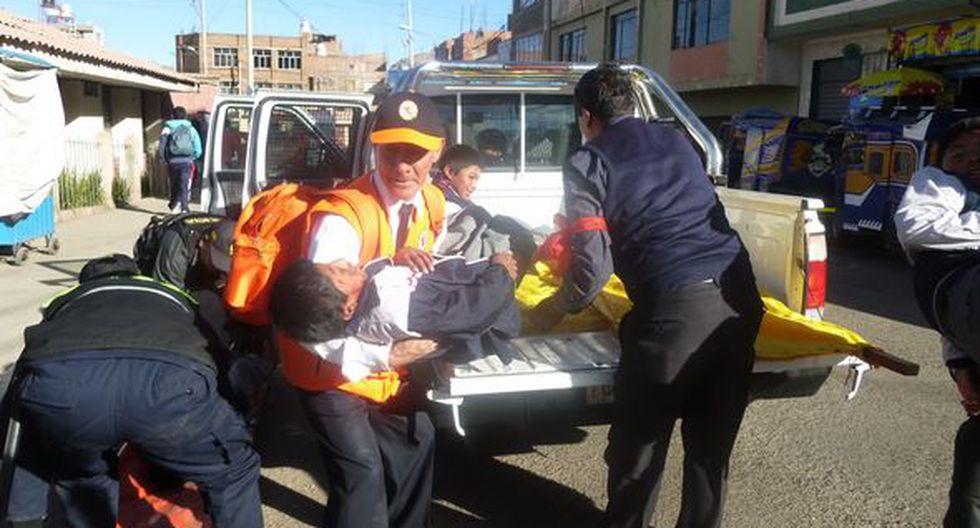 Nueve sismos se presentaron en Puno durante el 2014