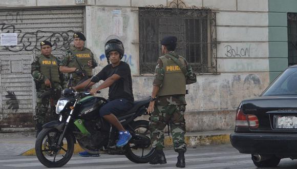 Gobierno decreta estado de emergencia para combatir el narcotráfico