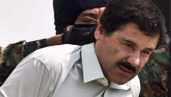 """""""El Chapo"""" recibió inesperada visita en la cárcel de Brooklyn (FOTOS)"""
