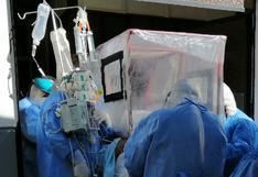 Más de 80 hospitalizados con COVID-19 en la región de Huancavelica