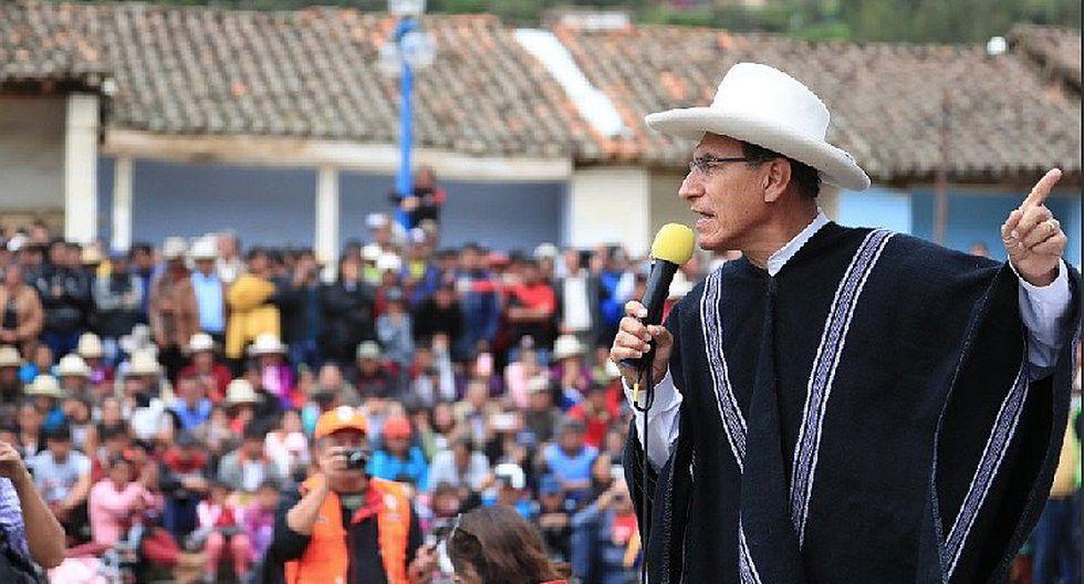 Gobierno declarará en emergencia provincia de Pomabamba afectada por huaicos