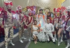 La 'Chola Chabuca': Funciones de su circo irán hasta la quincena de agosto