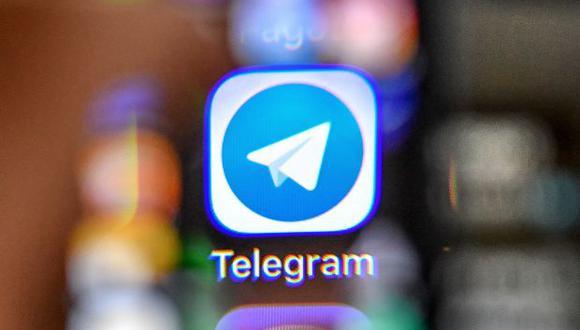 """Telegram también ha informado en su blog que ampliará este límite de 30 personas """"pronto"""". (AFP)"""